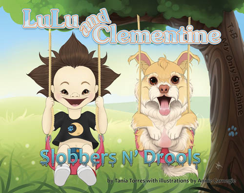 Cover of Lulu and Clementine: Slobers and Drools