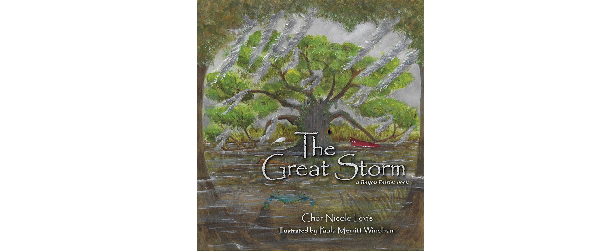 Cover of the great Storm