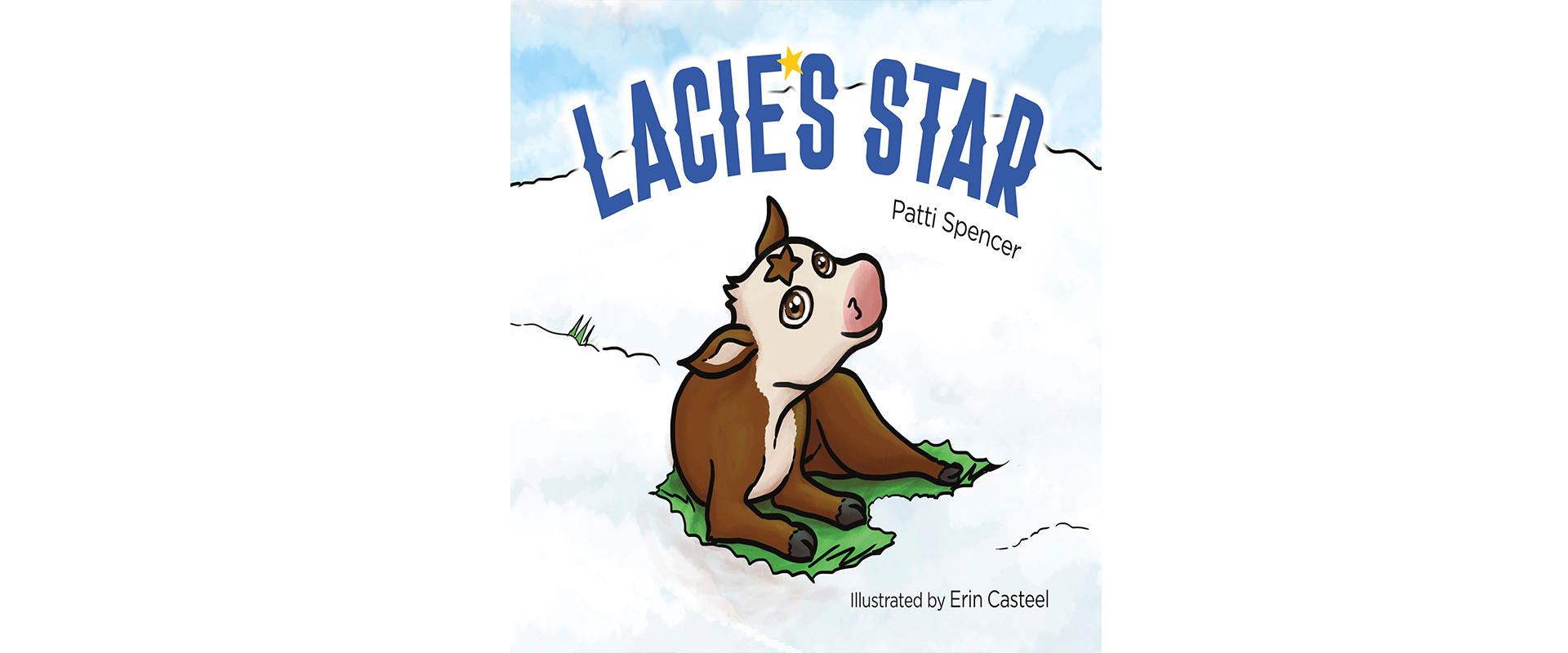 The cover of Lacie's Star by Patti Spencer