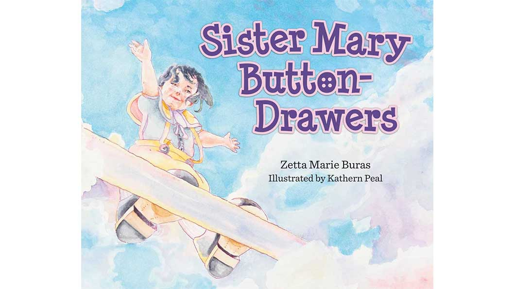 Cover of Sister Mary Button Drawers book