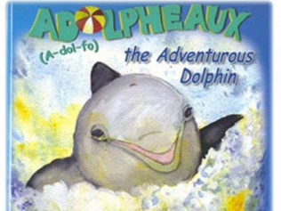 Adolpheaux the Adventurous Dolphin