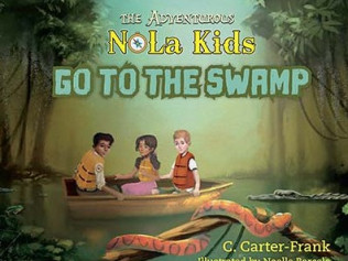NoLa Kids Go to the Swamp