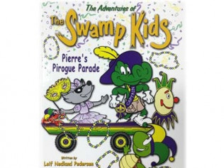 The Swamp Kids - Pierre's Pirogue Parade